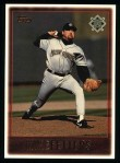 1997 Topps #61 B Mike Fetters  Front Thumbnail