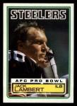 1983 Topps #363  Jack Lambert  Front Thumbnail