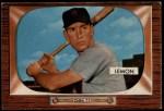 1955 Bowman #262  Jim Lemon  Front Thumbnail