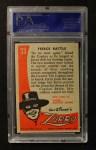 1958 Topps Zorro #33   Fierce Battle Back Thumbnail