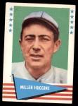 1961 Fleer #46  Miller Huggins  Front Thumbnail