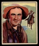 1949 Bowman Wild West #4 H Cannonball Taylor  Front Thumbnail