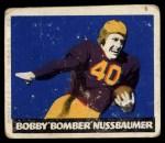 1948 Leaf #43 MAR Robert Nussbaumer  Front Thumbnail