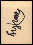 1968 Topps Stand-Ups #3  Jack Concannon  Back Thumbnail