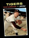 1971 Topps #481  Daryl Patterson  Front Thumbnail