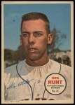 1967 Topps Pin-Ups #31  Ron Hunt  Front Thumbnail