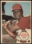 1967 Topps Pin-Ups #24  Leon Wagner  Front Thumbnail