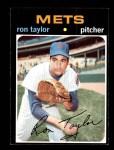 1971 Topps #687  Ron Taylor  Front Thumbnail