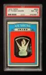 1972 Topps #623   Cy Young Award Front Thumbnail