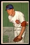1952 Bowman #186  Frank Smith  Front Thumbnail