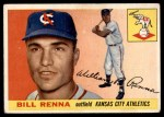 1955 Topps #121  Bill Renna  Front Thumbnail
