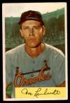 1954 Bowman #53 ALL Don Lenhardt  Front Thumbnail