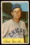 1954 Bowman #61 ALL Eddie Miksis  Front Thumbnail