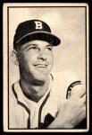 1953 Bowman B&W #38  Dave Cole  Front Thumbnail