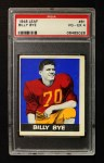 1948 Leaf #81 MAR Billy Bye  Front Thumbnail