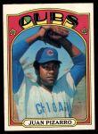 1972 O-Pee-Chee #18  Juan Pizarro  Front Thumbnail