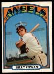 1972 O-Pee-Chee #19  Billy Cowan  Front Thumbnail