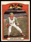 1972 O-Pee-Chee #464  Jim Roland  Front Thumbnail
