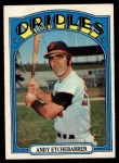 1972 O-Pee-Chee #26  Andy Etchebarren  Front Thumbnail