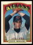 1972 O-Pee-Chee #261  Steve Mingori  Front Thumbnail