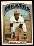 1972 O-Pee-Chee #219  Rennie Stennett  Front Thumbnail