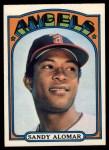 1972 O-Pee-Chee #253  Sandy Alomar  Front Thumbnail