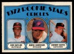 1972 O-Pee-Chee #474   -  Don Baylor / Roric Harrison / Johnny Oates Orioles Rookies   Front Thumbnail