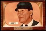 1955 Bowman #311  Lawrence Goetz  Front Thumbnail
