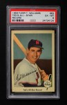 1959 Fleer #63   -  Ted Williams All-Star Record Front Thumbnail