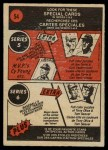 1972 O-Pee-Chee #54   -  Bud Harrelson In Action Back Thumbnail