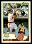 1983 Topps Traded #37 T Steve Garvey  Front Thumbnail