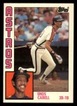 1984 Topps Traded #21  Enos Cabell  Front Thumbnail