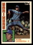 1984 Topps Traded #70  Mark Langston  Front Thumbnail