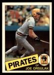 1985 Topps Traded #89 T Joe Orsulak  Front Thumbnail