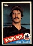 1985 Topps Traded #86 T Gene Nelson  Front Thumbnail