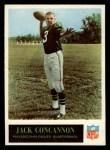 1965 Philadelphia #131  Jack Concannon   Front Thumbnail