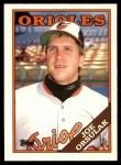 1988 Topps Traded #78 T Joe Orsulak  Front Thumbnail