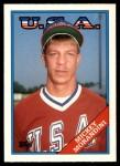 1988 Topps Traded #71 T  -  Mickey Morandini Team USA Front Thumbnail