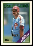 1988 Topps Traded #18 T Phil Bradley  Front Thumbnail