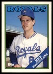 1988 Topps Traded #62 T Mike Macfarlane  Front Thumbnail