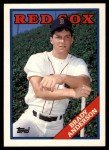 1988 Topps Traded #5 T Brady Anderson  Front Thumbnail
