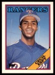1988 Topps Traded #36 T Cecil Espy  Front Thumbnail