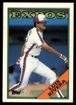 1988 Topps Traded #94 T Luis Rivera  Front Thumbnail