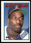 1988 Topps Traded #32 T Chili Davis  Front Thumbnail