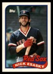 1989 Topps Traded #29 T Nick Esasky  Front Thumbnail