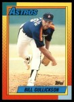 1990 Topps Traded #34 T Bill Gullickson  Front Thumbnail