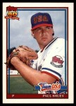 1991 Topps Traded #108 T  -  Paul Shuey Team USA Front Thumbnail