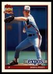 1991 Topps Traded #92 T Doug Piatt  Front Thumbnail