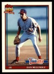 1991 Topps Traded #80 T  -  Dan Melendez Team USA Front Thumbnail