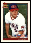 1991 Topps Traded #131 T  -  Ivan Zweig Team USA Front Thumbnail